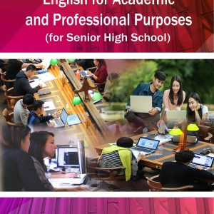 English for Academic and Professional Purposes (for Senior High School)