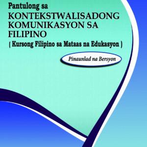 Pantulong sa Kontekstwalisadong Komunikasyon sa Filipino